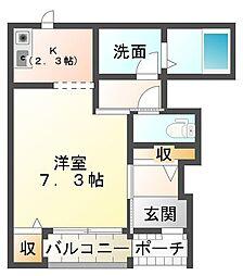 岐阜駅 4.4万円