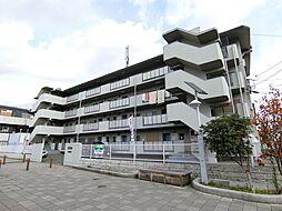 鮎川ハイツ[3階]の外観