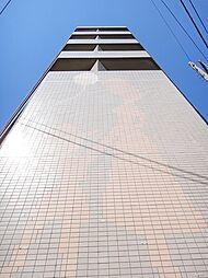 カーム浅喜[4階]の外観