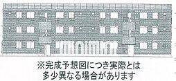 D−room今保 B棟[3階]の外観