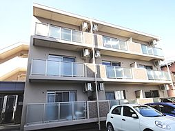 滋賀県大津市石場の賃貸マンションの外観