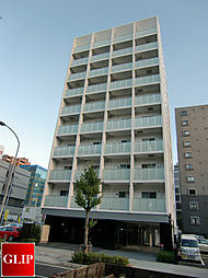 スパシエ・エル新横浜[7階]の外観