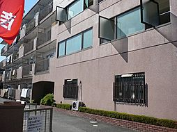大阪府茨木市沢良宜西1の賃貸マンションの外観