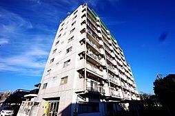砂サンシャインシティ3番館[8階]の外観