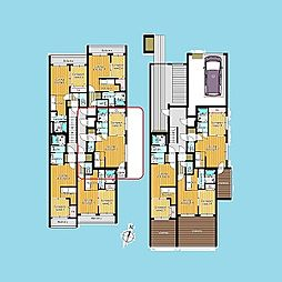 札幌市営南北線 さっぽろ駅 徒歩6分の賃貸マンション 3階1DKの間取り