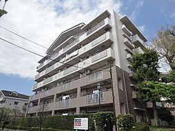 コーポレート小金井梶野町通り2号棟[402号室]の外観