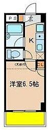 大塚ビル2[405号室]の間取り