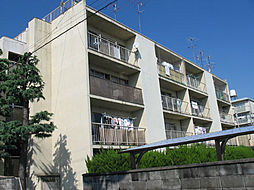 紫竹ハイム[4階]の外観