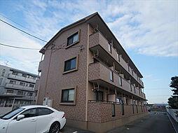 静岡県浜松市東区大島町の賃貸マンションの外観