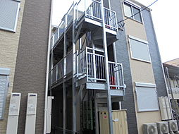 ブランボヌール本牧町[1階]の外観