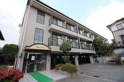 大阪府吹田市千里山西3丁目の賃貸マンションの外観
