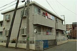 茅ヶ崎ドミール21[1階]の外観