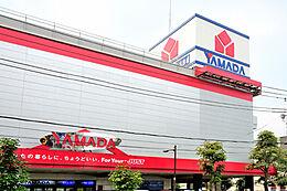 ヤマダ電機練馬平和台駅前店