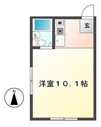 G1ビル大曽根[3階]の間取り