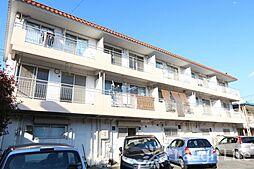 埼玉県鶴ヶ島市富士見2丁目の賃貸アパートの外観