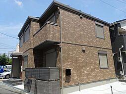 大阪府大阪狭山市狭山5丁目の賃貸アパートの外観