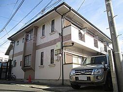 プレ・デュ・パルク駒沢[1階]の外観