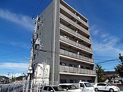 マンションポローニア[3階]の外観