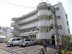 シャルマン徳川[3階]の外観
