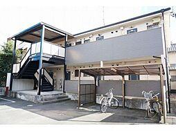 桜鈴館[2階]の外観