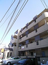 シティコスモ鶴沢[201号室]の外観