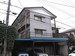 小川荘[2階]の外観
