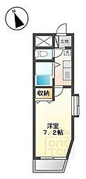 アスクハラ[3階]の間取り