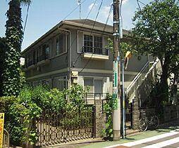 東京都杉並区荻窪4丁目の賃貸アパートの外観