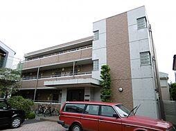 東京都西東京市ひばりが丘1の賃貸マンションの外観