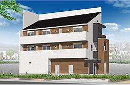 (仮称)港区新川町II 新築アパート[202号室号室]の外観