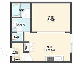[一戸建] 静岡県伊東市吉田 の賃貸【/】の間取り