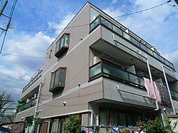 レジデンスパルクヴェール[3階]の外観