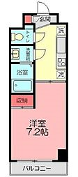 メゾンド・ピア 7[2階]の間取り