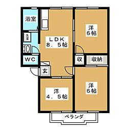 綱島駅 8.5万円