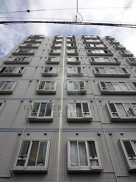 ラパンジール本田II[3階]の外観