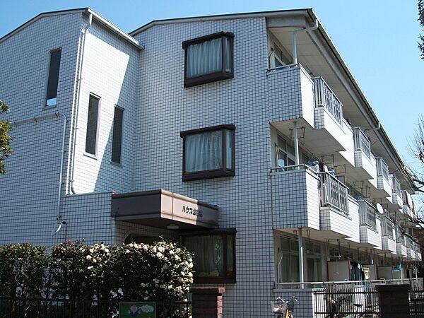 ハウス公孫樹 1階の賃貸【東京都 / 足立区】