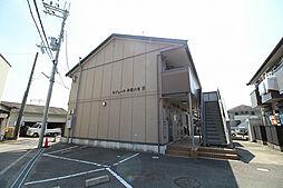 セジュール井原の里A棟B棟[1階]の外観