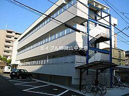 ドムスフローラF棟[3階]の外観