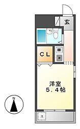 FAZE ONE SEIKO(フェイズワンセイコ)[3階]の間取り