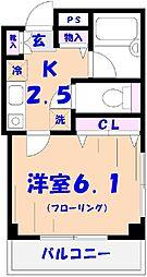 ピュアメゾンN&A[2階]の間取り