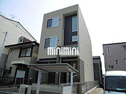 愛知県名古屋市中川区大塩町2の賃貸アパートの外観