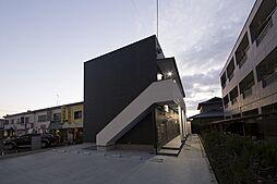愛知県名古屋市守山区大森4丁目の賃貸アパートの外観