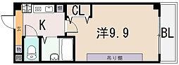 桜ヶ丘晴楽館[2階]の間取り