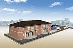 高木西賃貸アパート新築工事[103号室]の外観
