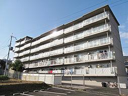 滋賀県大津市若葉台の賃貸マンションの外観