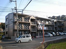 クローカス浜角壱番館[3階]の外観
