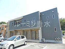 シャトー・シモハタ4[2階]の外観