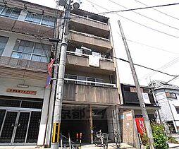京都府京都市上京区御前通寺之内下る北町の賃貸マンションの外観