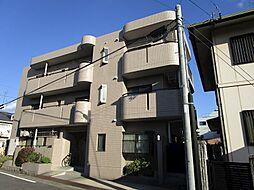 愛知県名古屋市千種区西崎町3丁目の賃貸マンションの外観