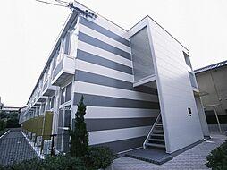 大阪府大阪市西淀川区佃1丁目の賃貸アパートの外観